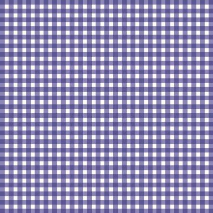Beautiful Basics - Purple Gingham