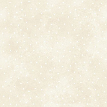 Beautiful Basics - tan w/ white dot
