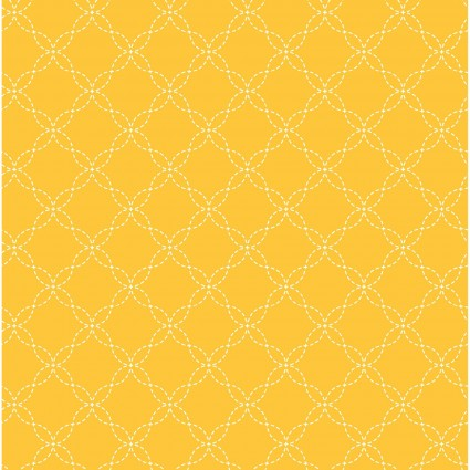 KimberBell Basics: Lattice - Yellow