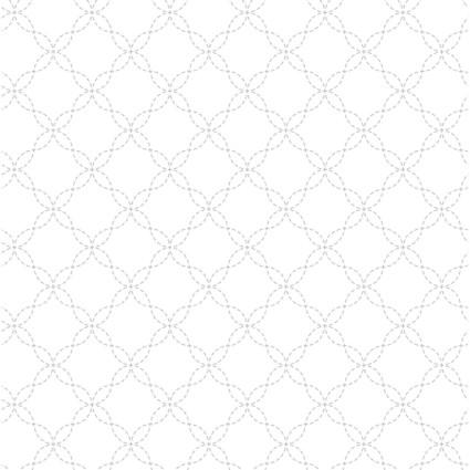 Maywood Studio KimberBell Basic White on White Lattice