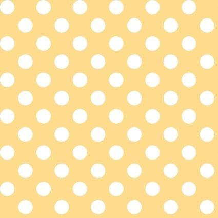 KimberBell Basics Yellow Dots