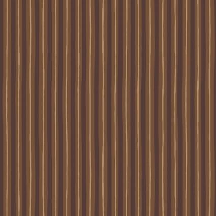 KimberBell Basics - Brown Stripes