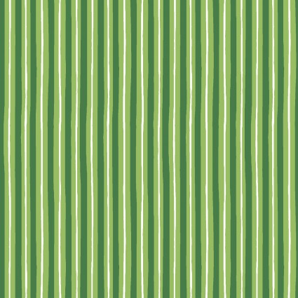 Kimberbell Basics Green Stripe