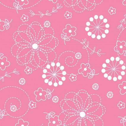 Pink Doodles | Kimberbell Basics | Maywood Studio