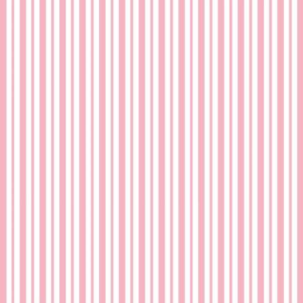 KimberBell Mini Awning Stripe Pink