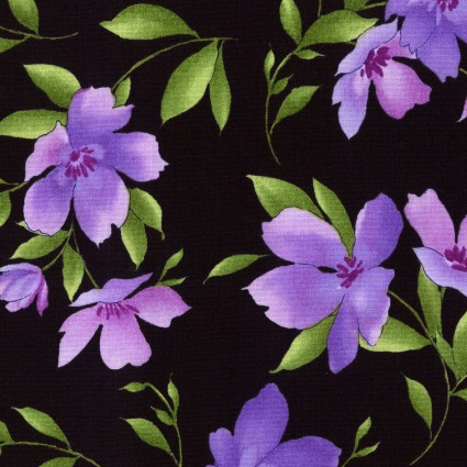 Catalina Ultra Violet Flowers Medium