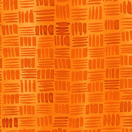Maywood Wild By Nature Geometric Designs in Oranges/Rusts MAS8446-O