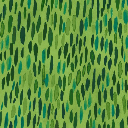 Maywood Wild By Nature Geometric Designs in Greens MAS8447-G