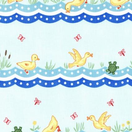 Animal Quackers Stripe
