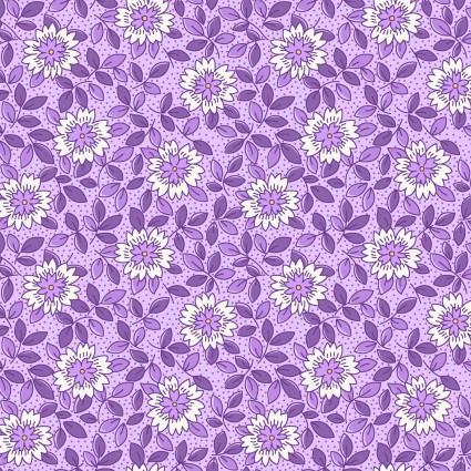 Berries & Blossoms Purple
