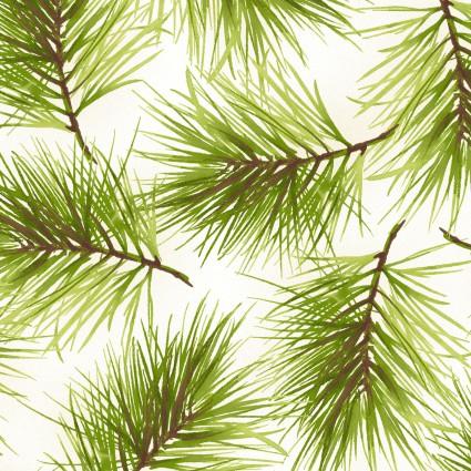 Poinsettia & Pine MAS9124-E