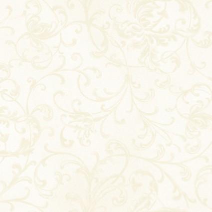Poinsettia & Pine Scrolls