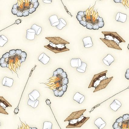 Cozy Cabin marshmallow