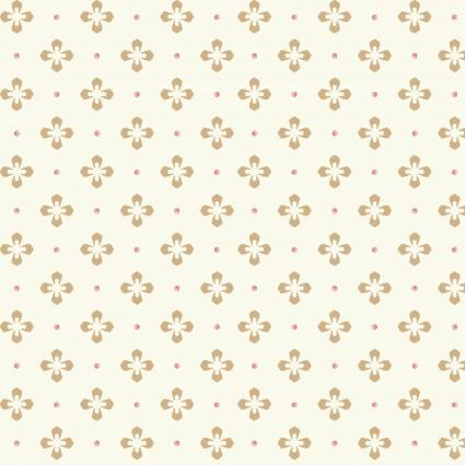 Maywood Studio Burgundy & Blush MAS9366-E Cream