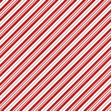 All the Trimmings - Candy Cane Stripe