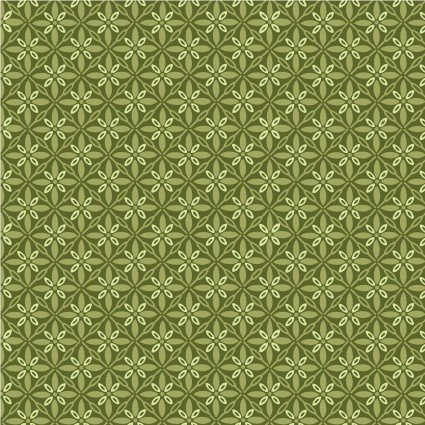 Green Tufted - KimberBell Basics