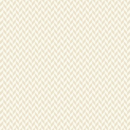 Make Yourself at Home Herringbone Texture- Cream
