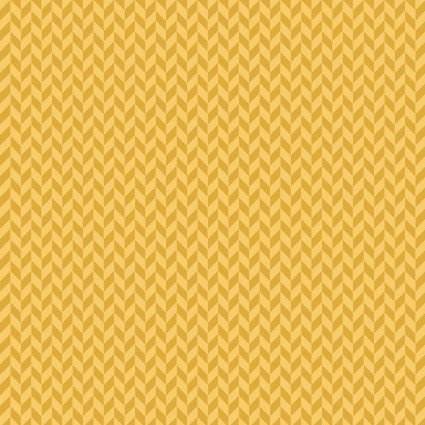 Make Yourself at Home Herringbone Texture - Sunshine