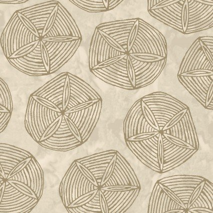 Turtle Bay - Brown Sand Dollars (9526-A)