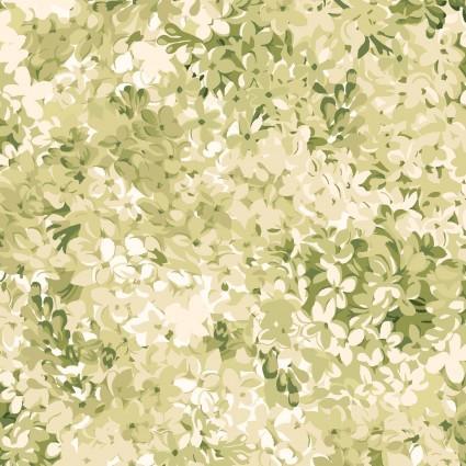 Sensibility : Packed Lilacs Green - #MAS9633-G