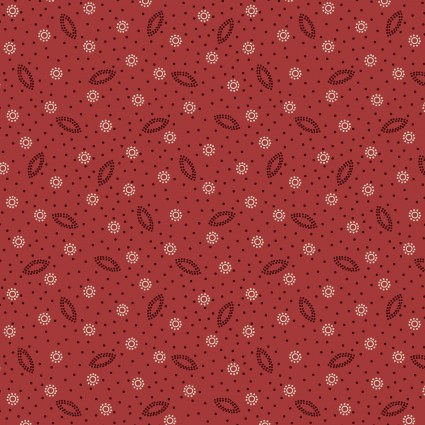 Ruby - red daisy