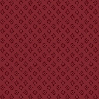 Ruby - Burgundy diamond