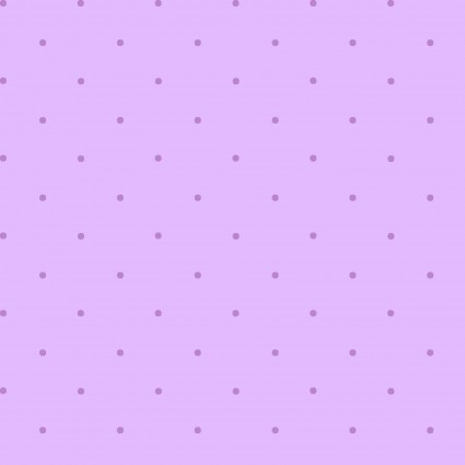 30's - Story Time -  Orchid Petite Dots