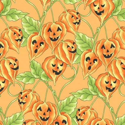 Spellcaster's Garden - Jack O' Lantern Vine - Light Orange