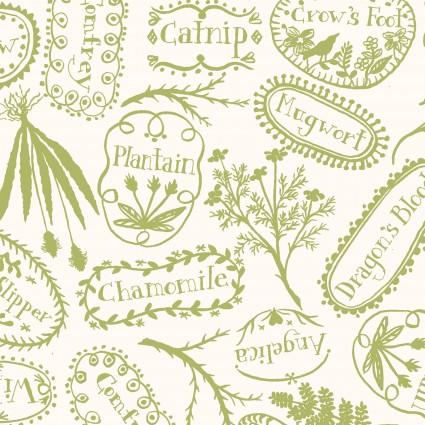 Spellcaster's Garden - Plant Markers - Green