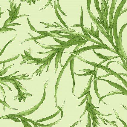Sommersville Green Leaves