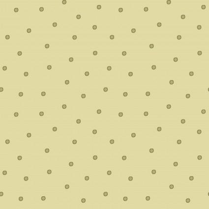 Sunlit Blooms- Sage Dot