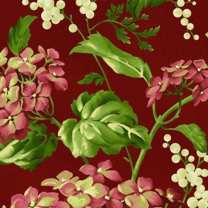 Lexington Red Hydrangea & Berries
