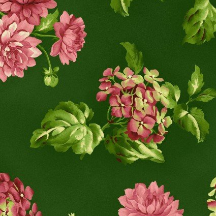 Lexington Green Hydrangea & Berries