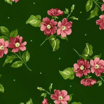 Lexington Green Small Floral