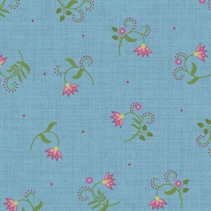 Flower & Vine MAS9884-B