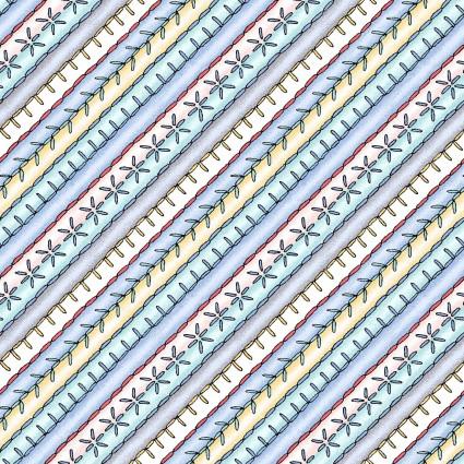 Measure Twice-diagonal stripe