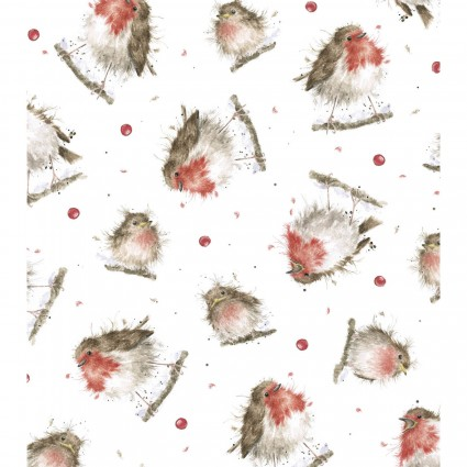 Warm Wishes - small birds