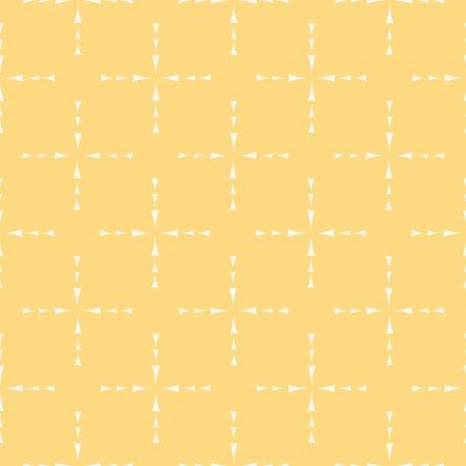 Moongate - Coordinates in Solar/Yellow MASD9684-S