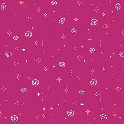 Moongate - Asteroids in Nebula/Pink MASD9688-P