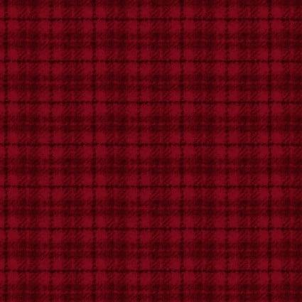 Woolies Flannel MASF18502-R