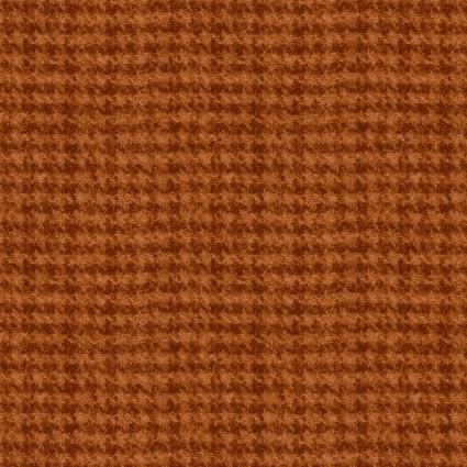 Woolies Flannel-orange