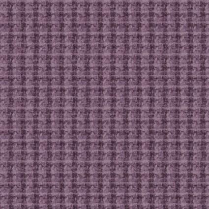 Woolies Flannel Violet Double Weave