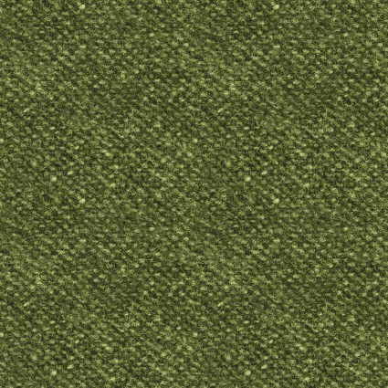 Woolies Flannel - Nubby Tweed - Green