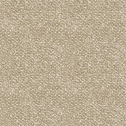 Woolies Flannel tan speckle