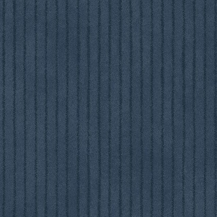 Woolies Flannel - Stripes - Navy