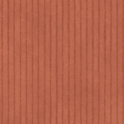 Woolies Flannel - Stripe - Orange