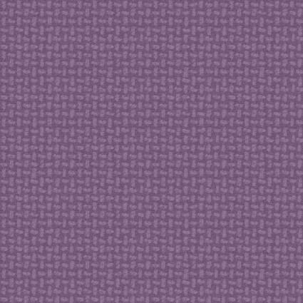 Woolies Flannel - Basket Weave - Purple