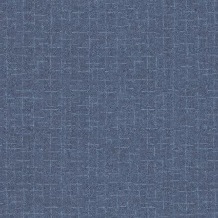 Woolies Flannel Blue Hatch