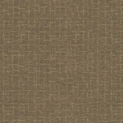 Woolies Flannel Crosshatch Grey Cobblestone