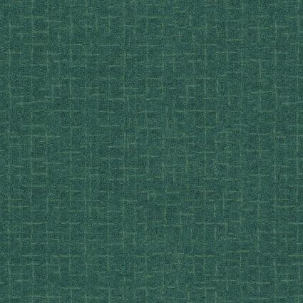 Woolies Flannel teal tonal